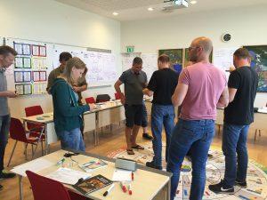 Insights Discovery og DISC på Proceslederuddannelsen