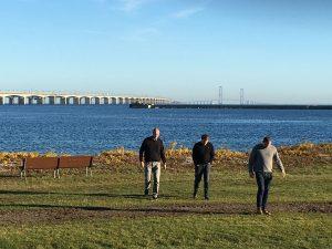 Proceslederuddannelsen foregår i smukke rammer i Nyborg med udsigt over Storebælt