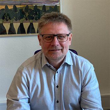 Allan Borreskov, Formand for udvalget og fabriksdirektør Nordic Sugar Nakskov