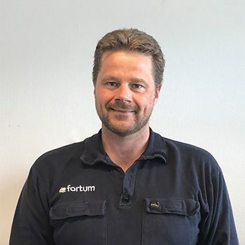 Kenneth Simonsen, Senior Manager, Fortum Waste Solutions A/S